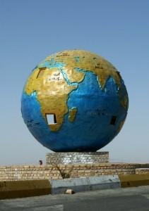 Le projet de Serge Girard de tour du Monde